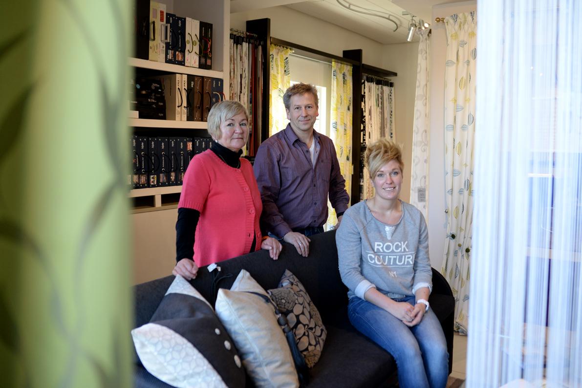 von links nach rechts: Frau Bozena Filon | Herr Markus Kohl | Frau Kim-Denise Schmidt